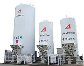 超低温液化ガス貯槽・超低温液化ガスローリー・トレーラー・超低温液化 ...